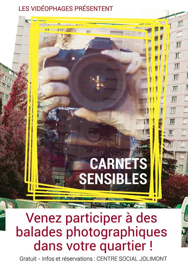 Carnets Sensibles