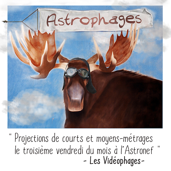 Projections Astrophages