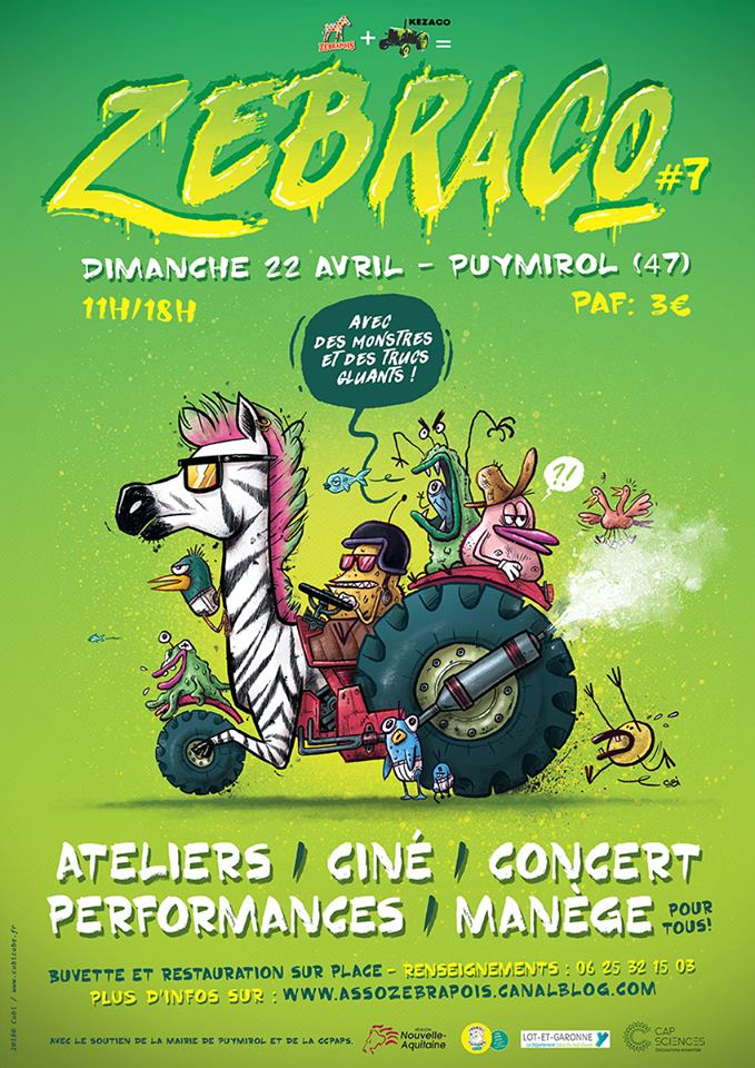 Airs solidaires 2018